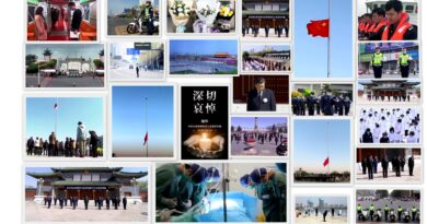 China dedicated national day of tribute to those who died from covid 19