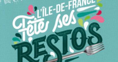 """""""Ile-de-France celebrates its restos"""", a 2-month summer festival"""