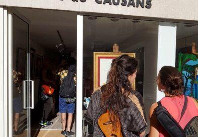 World Art in Paris: An international art exhibition