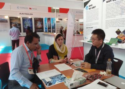 Meeting Shahab Salem from Electro Kahroba