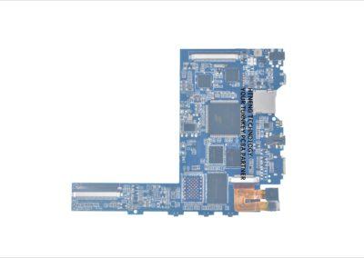 Tablets -8 layers HDI-Heneng Technology - PCBA.110