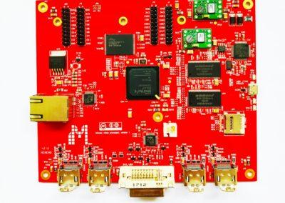 Mixxeo - Video Processor - Heneng - PCBA
