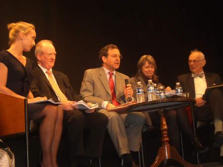 Mariage Francaise (2009) Photo - Lisa Hilton, Richard Fairbairn, Robert Stevenson, Elizabeth Muirhead and Pr Philippe Malaurie