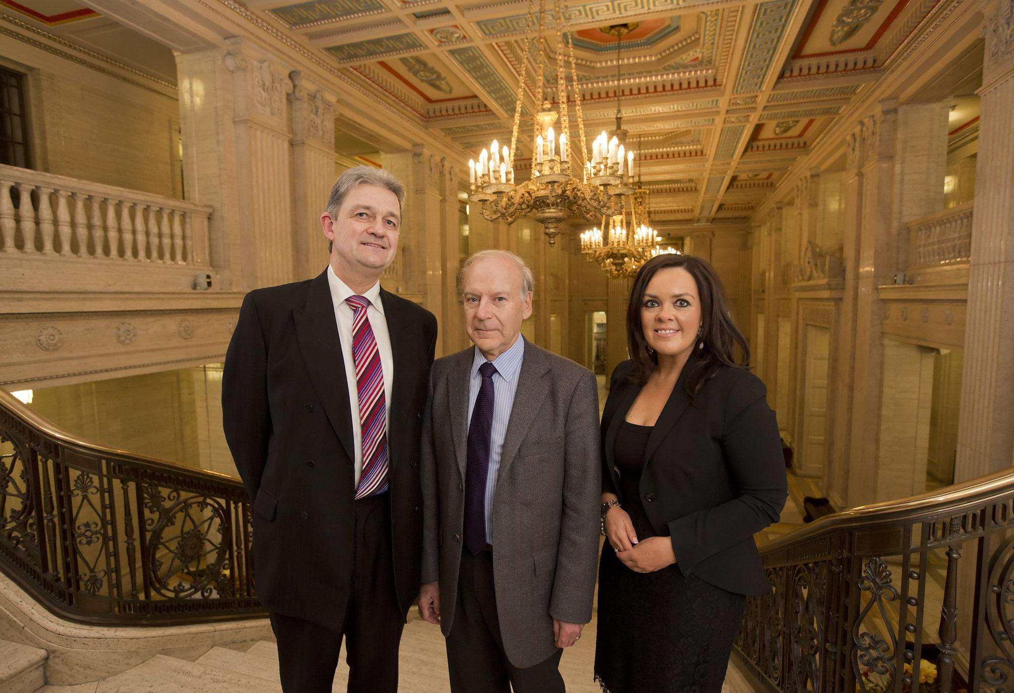0353: Mr Justice Bernard McCloskey, Michel Puechavy, Fionnuala Connolly.