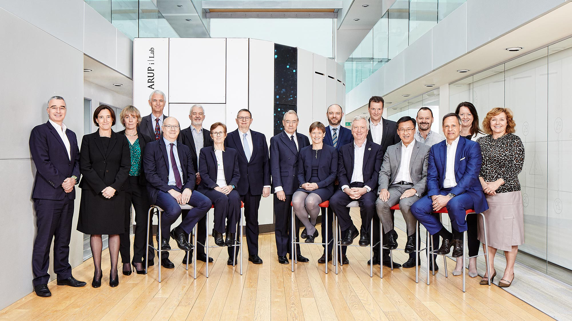 Arup's leadership team