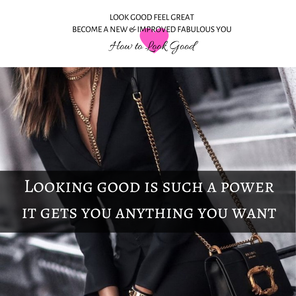 looking-good-is-such-a-power-it-gets-you-anything-you-want-nonverbal-tip-with-good-looks-bible-glb-by-jehan-mir