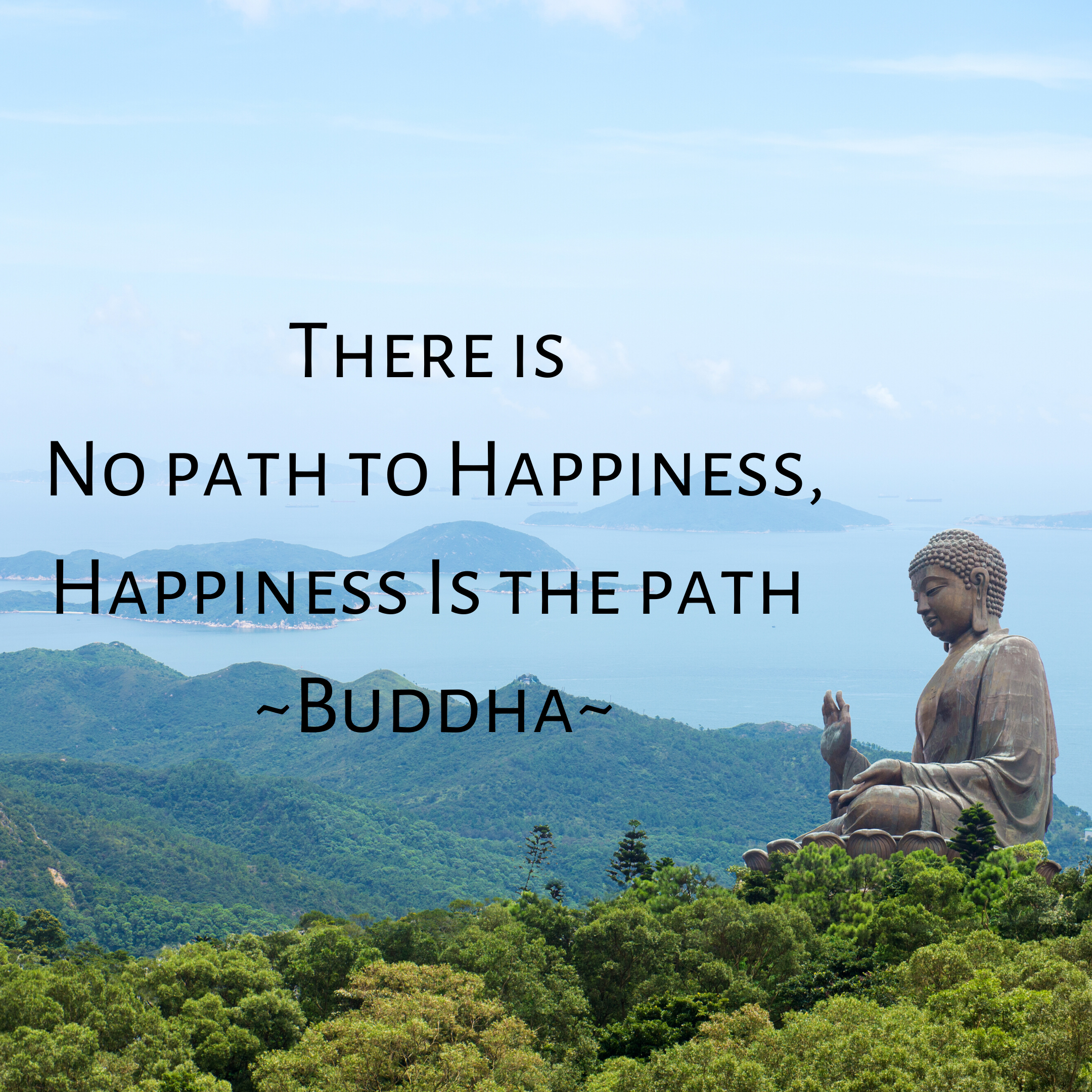 the-is-no-path-to-happiness-happiness-is-the-path-buddha-mindfulness-tips-with-good-looks-bible-glb-be-jehan-mir
