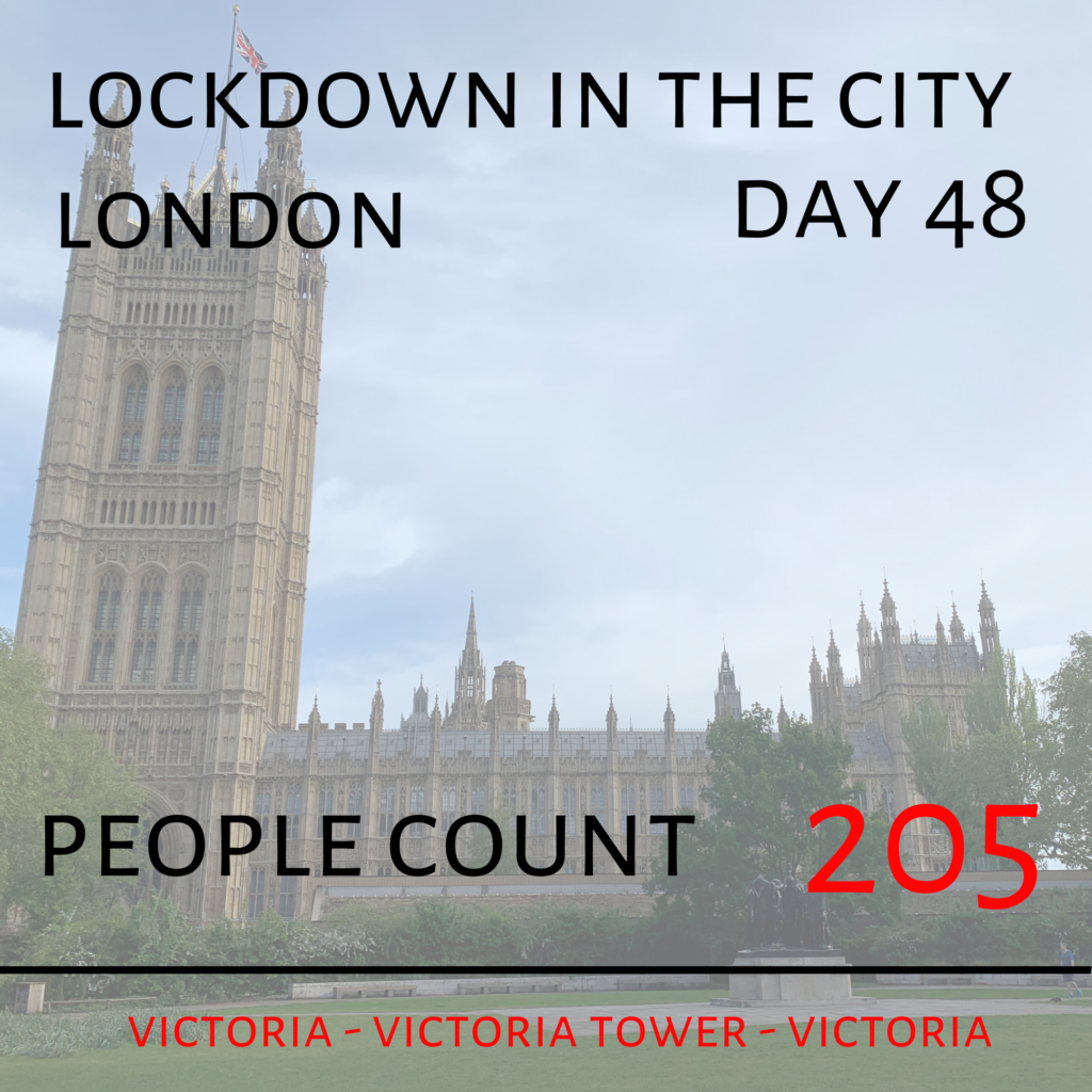 victoria-tower-day-48-people-counting-205-coronavirus-lockdown-in-the-city-walk-world-topics-with-good-looks-bible-glb-by-jehan-mir
