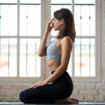 breathe properly during meditation