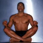 adopt the correct posture during meditation