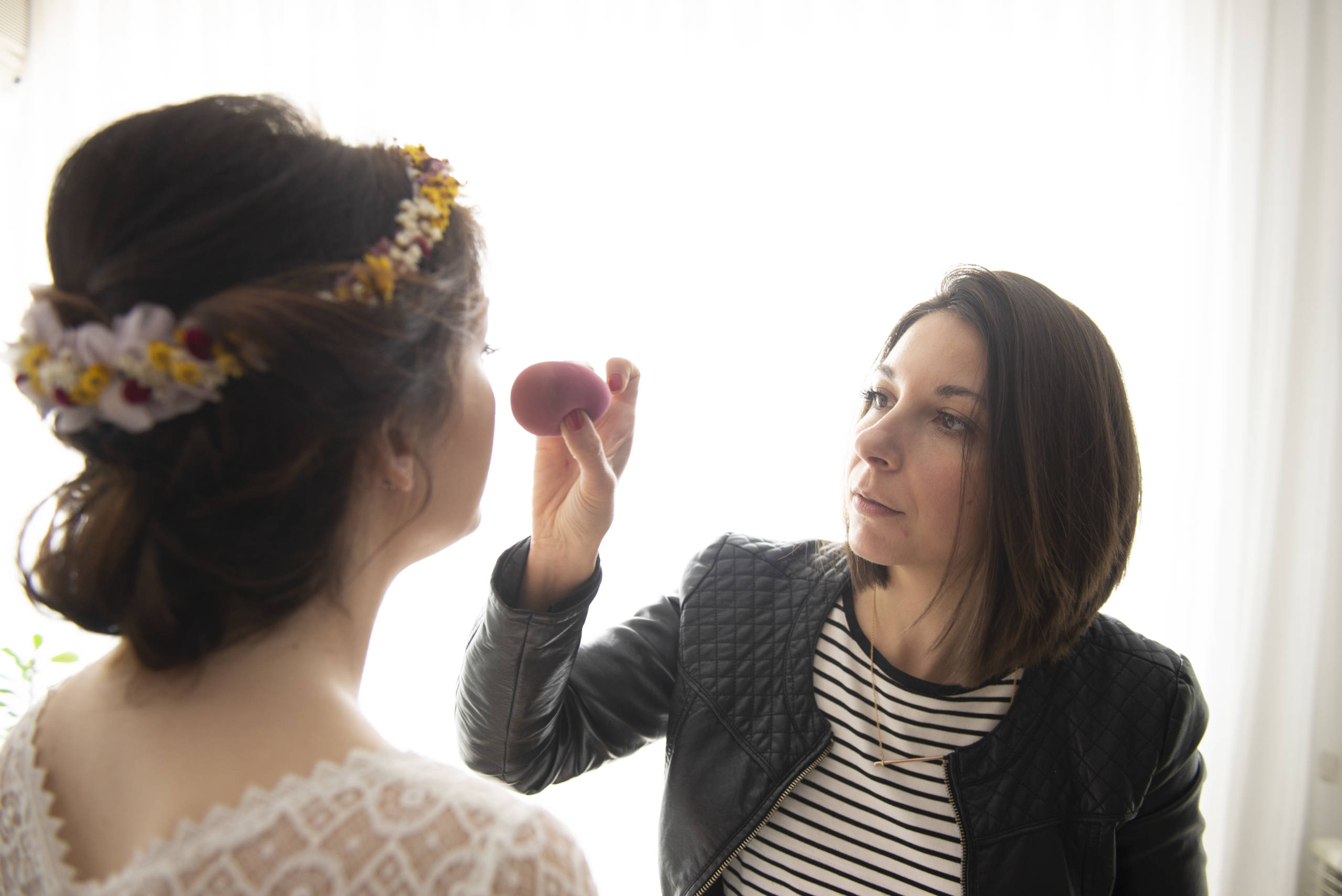 Consejos de Maquillaje y peluquería antes de la Boda