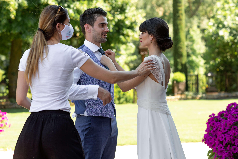 Wedding planner Pamela Events