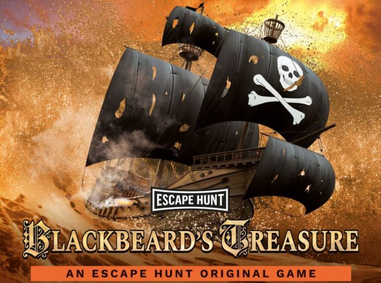 Escape Hunt : Blackbeard's Treasure