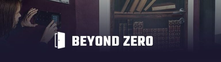 Escape For Real : Beyond Zero
