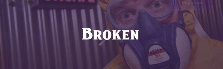 Pier Pressure : Broken