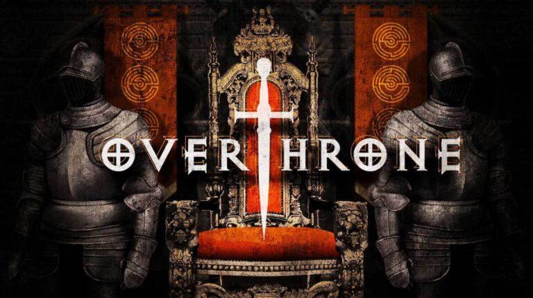Escape London : Overthrone