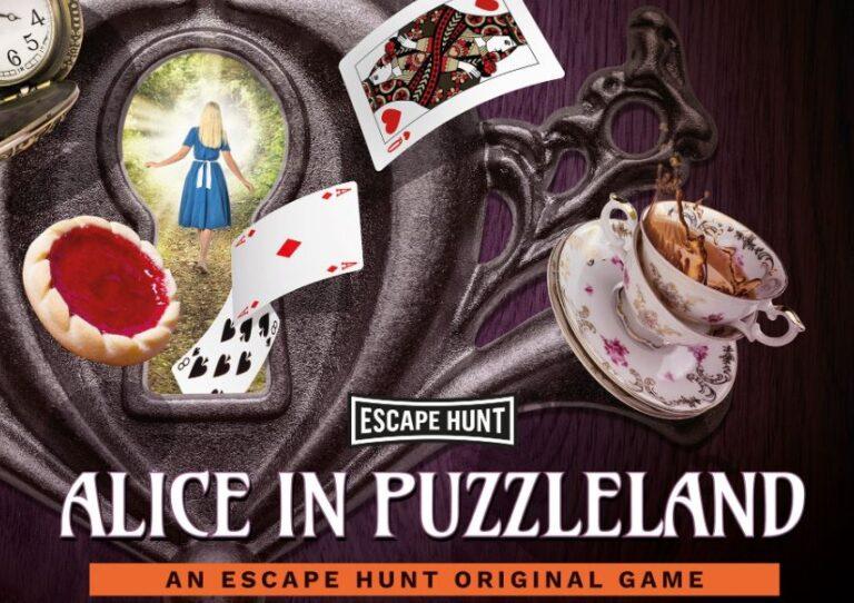 Escape Hunt : Alice in Puzzleland