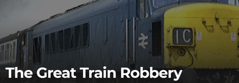 Locked Escapes : The Great Train Robbery