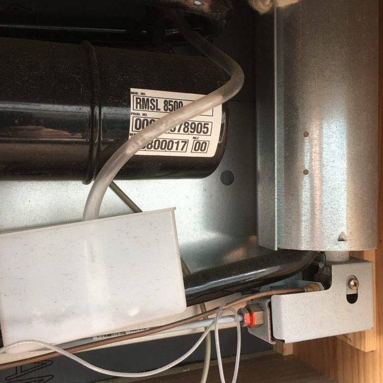 Appliance Servicing & Repairs - Fridge Burner