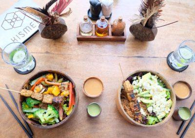 Yoga food Bali