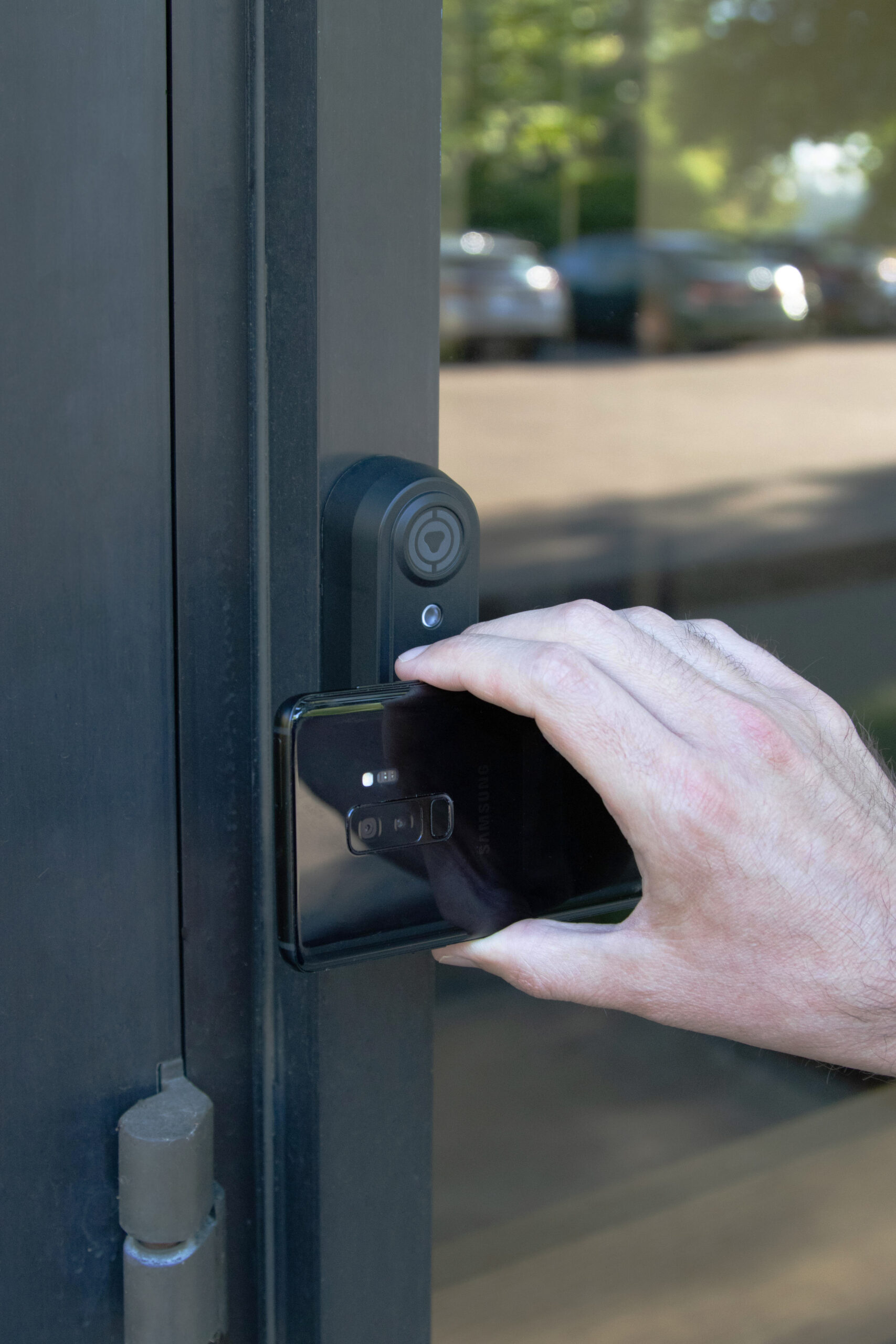 Phone Based Access Control