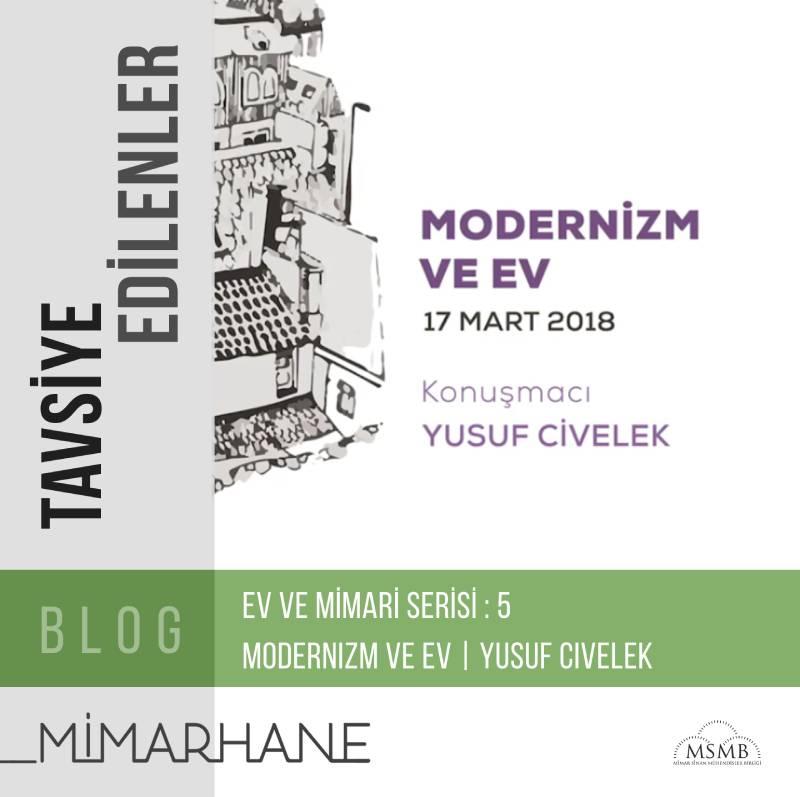 Modernizm ve Ev