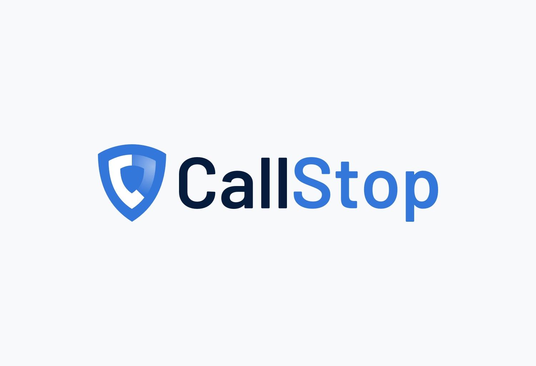 CallStop — Brand identity and MVP