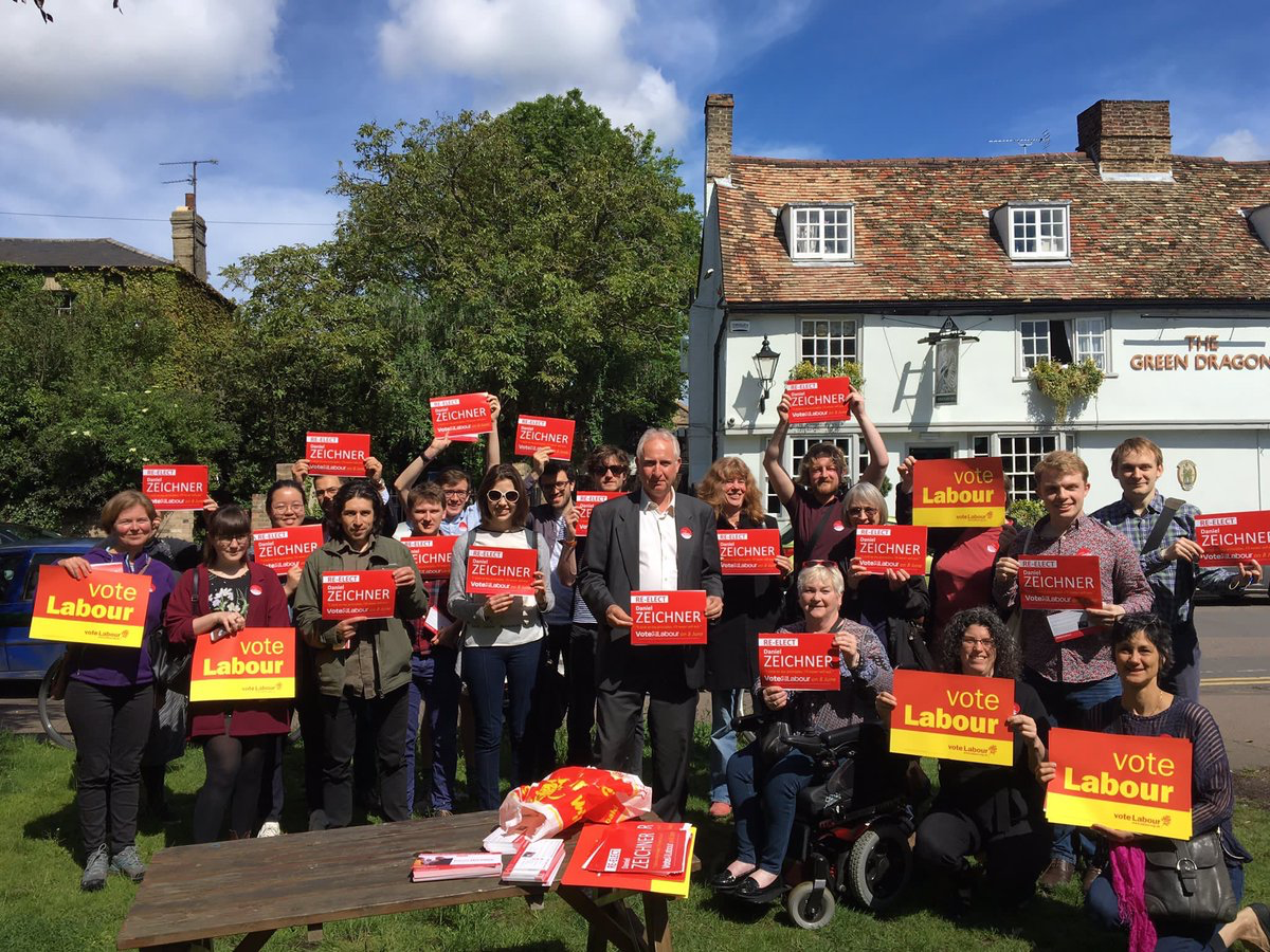 A great result in Cambridge