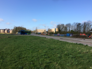 Adding a bus stop north of the Addenbrookes turn-off would make the buses more useful for Trumpington residents.