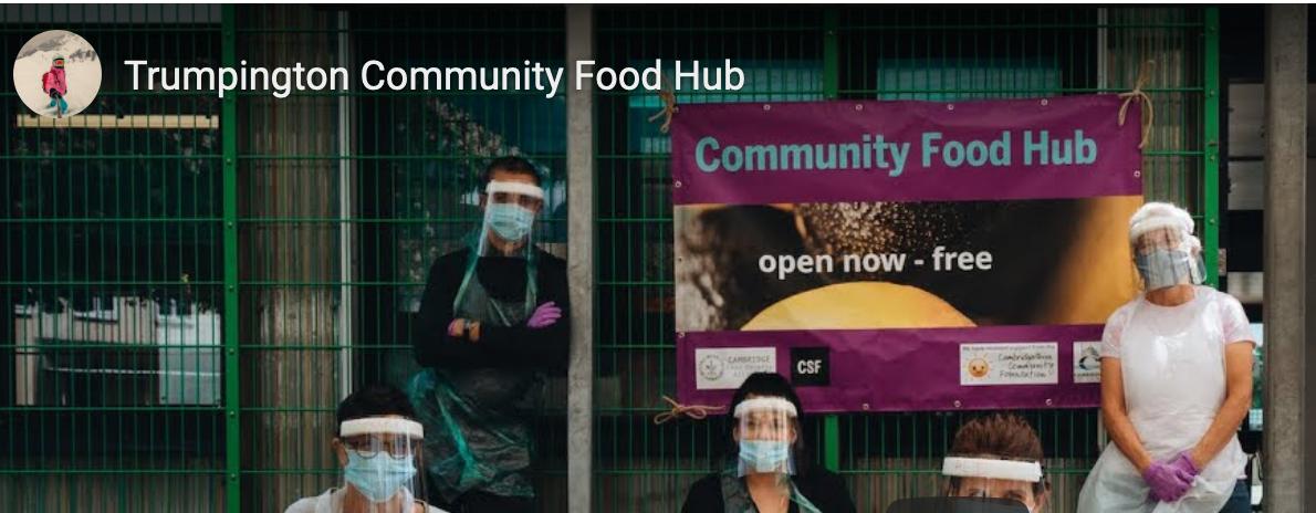 Trumpington Community Food Hub