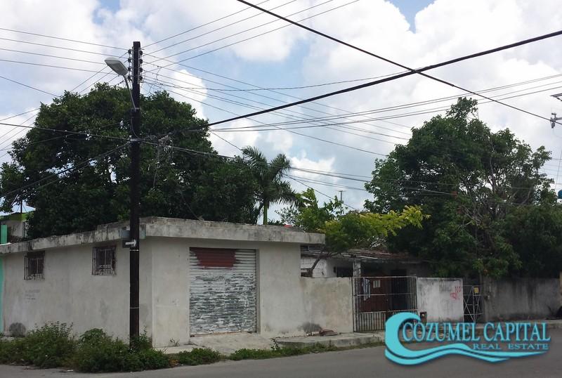 1.- Casa Andrea - Front view