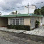 1.- Casa Corpus 13 Avenida - Front view