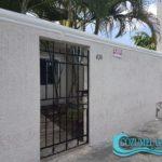 1.- Casa Flamboyanes 4 -Front view