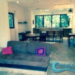 1.-Casa Moya - Living room