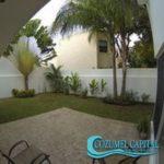 12.- Casa San Ramon - Terrace in the back-