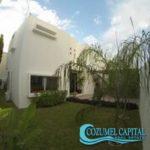 3.- Casa San Ramon - Garden in the front
