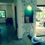 4.- Casa Moya - Hall to the terrace