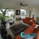 4.- Casa San Ramon - Living room