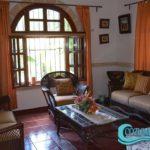 4.- Casa Uman - Living room