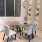 4.- Condominio El palmar H 1 -Dining room