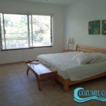 4.- Villas Mayaluum - Master bedroom