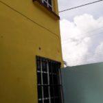 5.- CASA TRIANGULO - Back patio , 2 Story. (Copy)