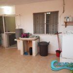 9.-Casa Para Uno - Patio & Laundry area