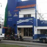 1.- Edificio Te Creemos - Font view