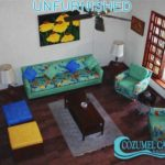 2.- Casa Carmen - Living room