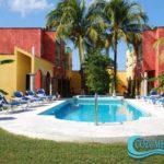 4.-Casa_Colonial Swimming pool