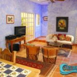5.- Casa_Colonial Living room