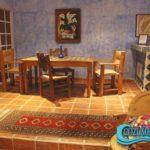 6.-Casa_Colonial Dining room