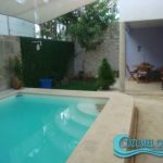 7.-Casa Lavanda - Terrace in the patio