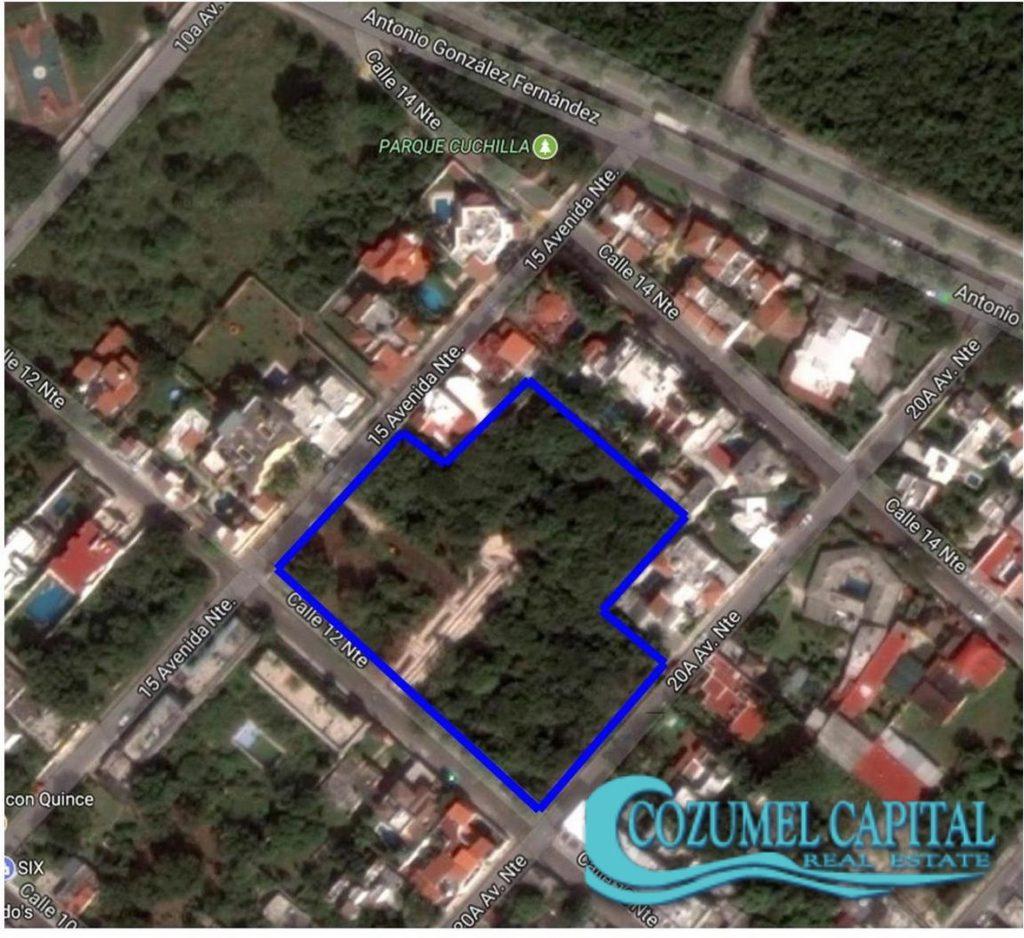 1.-Terrenos Piedra satelital